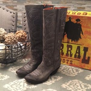 Woman's Corral tall boots